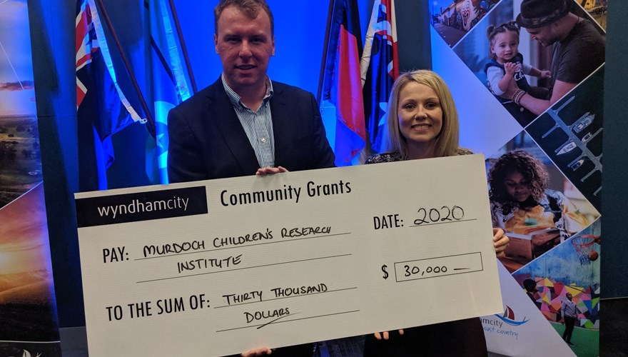 Wyndham Community Health Grant Success